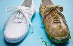 Правила стирки спортивной обуви в стиральной машинке