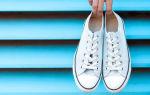 Как избавиться от желтизны на белых кроссовках