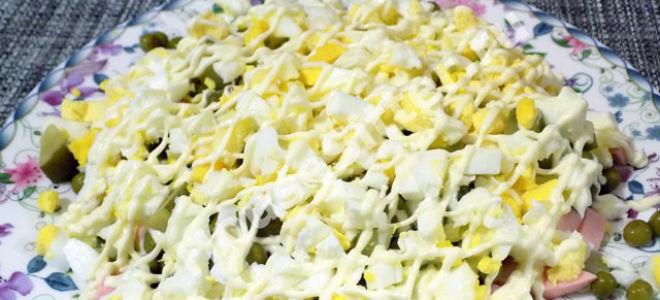 Готовимся к Новому году – салат «Оливье»