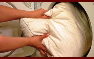 Чистая подушка – здоровый сон
