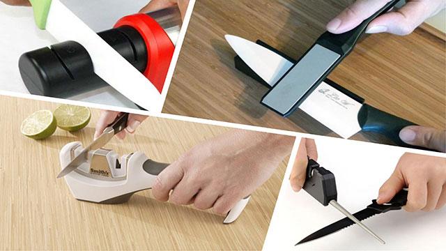 Чем точат керамические ножи в домашних условиях