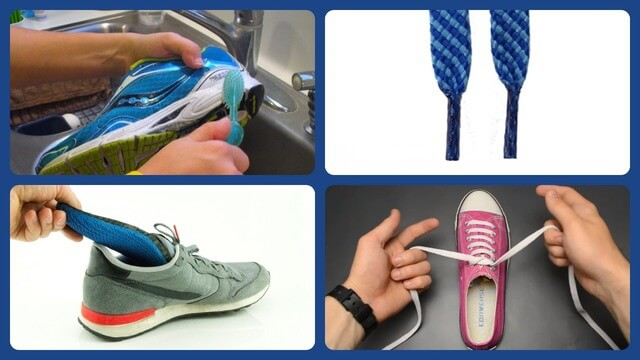 Стельки и шнурки
